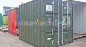 Southampton 10ft Shipping Container Sales