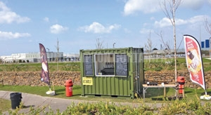 10ft Shipping Container Southampton