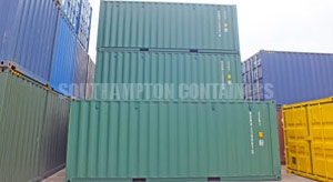 Southampton 20ft Container Sales