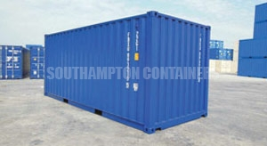 Southampton 20ft Shipping Container Sales