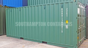 20ft Container Sales Southampton