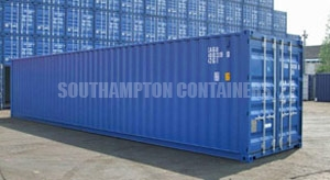 Southampton 40ft Container Sales