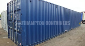40ft Container Sales Southampton