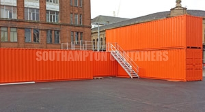 40ft Shipping Container Leeds
