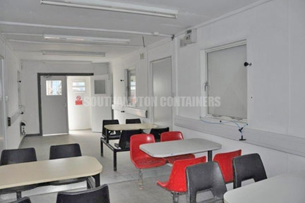 Southampton Hampshire Shipping Container Case Study