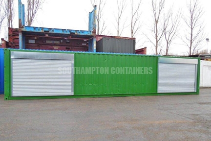 Festival Shipping Container