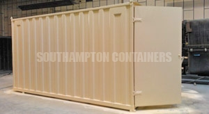16ft Custom Containers Southampton