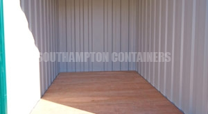 12ft Custom Containers Southampton