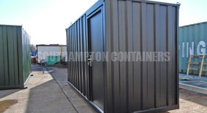 12ft Custom Office Containers Southampton
