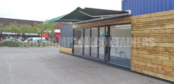Container Awnings Southampton