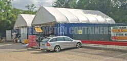 Container Canopies Southampton