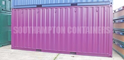Container Painting Southampton