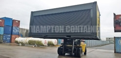 Container Roller Shutters Southampton