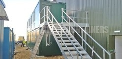 Container Staircases Southampton