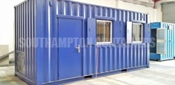 Container Windows Southampton