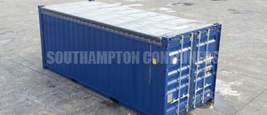Open Top Specialised Container Southampton