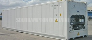 Refrigerated Reefer Container Southampton