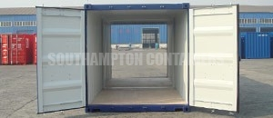Tunnel Specialised Container Southampton